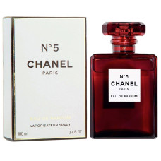 Chanel 5 Eau De Parfum Red Edition