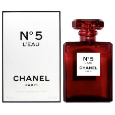 Chanel 5 L'eau Red Edition