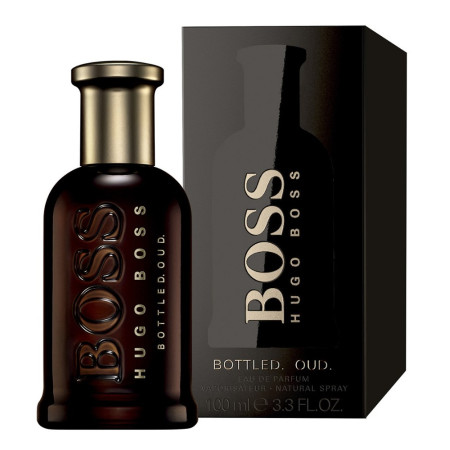 Hugo Boss Boss Bottled Oud Saffron